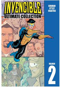 "Preview del ""Invencible Ultimate Collection vol.2"""
