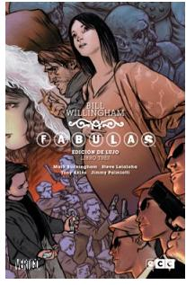 """Fábulas (Edición de lujo) #3"" (Bill Willingham y Mark Buckingham, ECC Ediciones)"